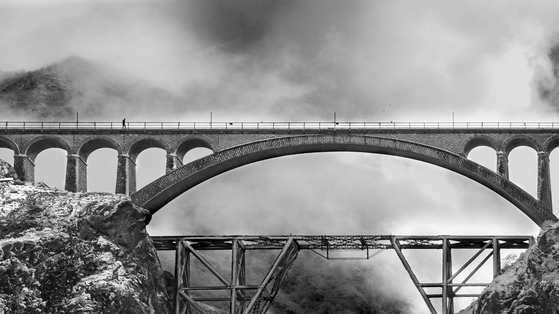 Veresk Bridge by Poorya Rafiezade