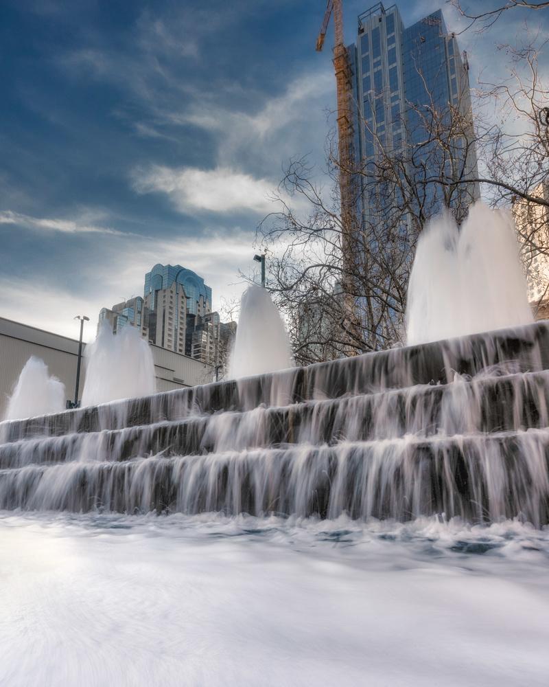 Yerba Buena Gardens by Dayne Farley