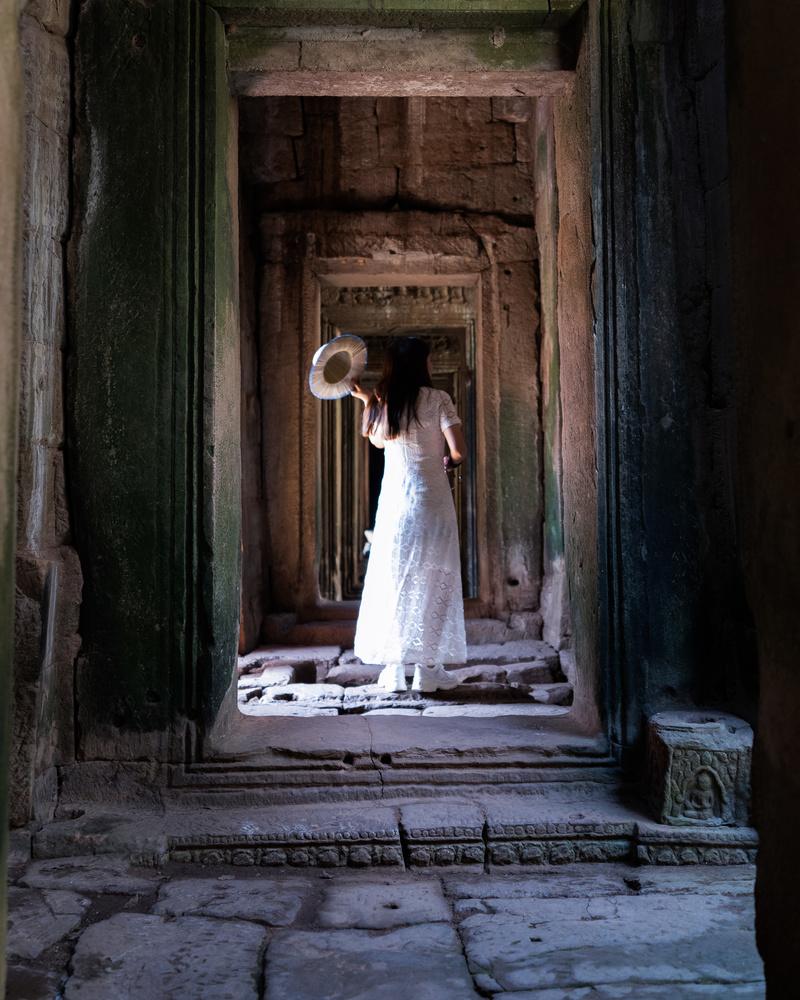 Lady in White by Dayne Farley
