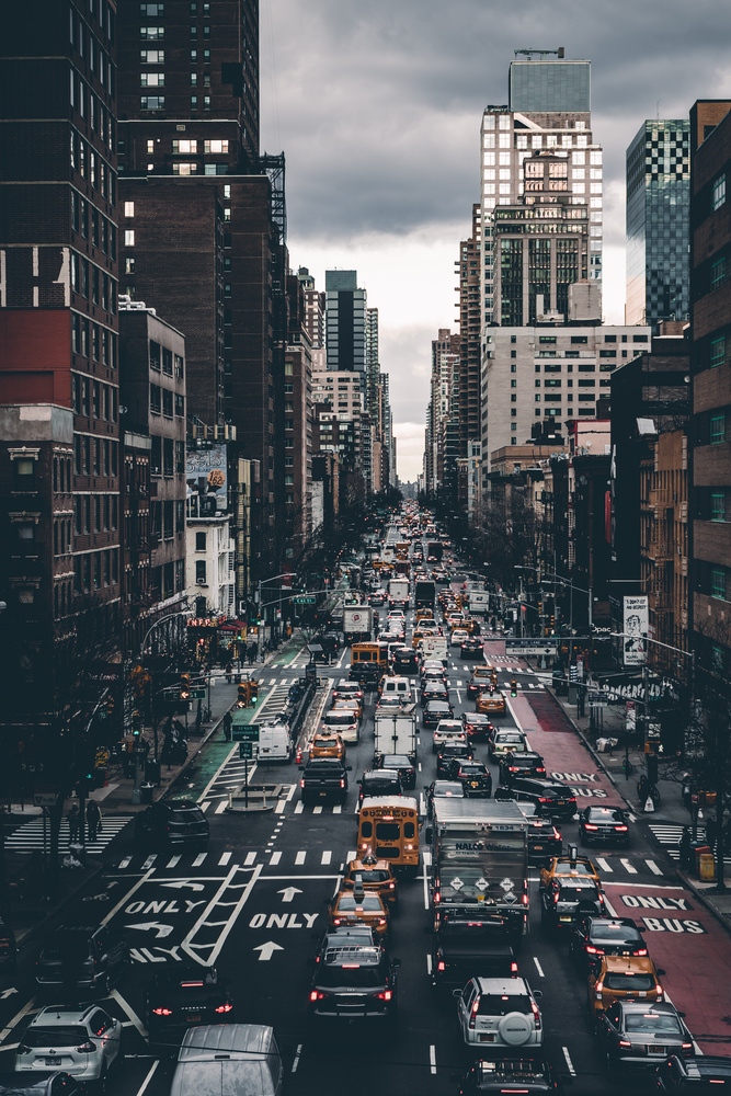 Second Ave. by Lerone Pieters