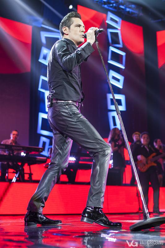 Stefan Banica Live on Stage by Vali Greceanu