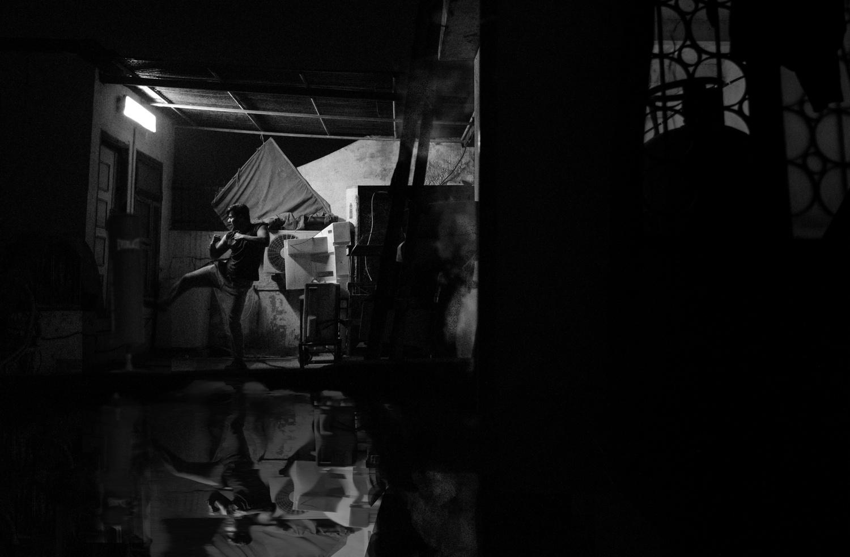 THE FIGHT LAST NIGHT by Prakhar Vishwani