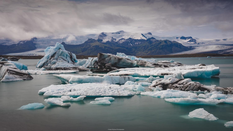 Glacier by Daiki Kojima