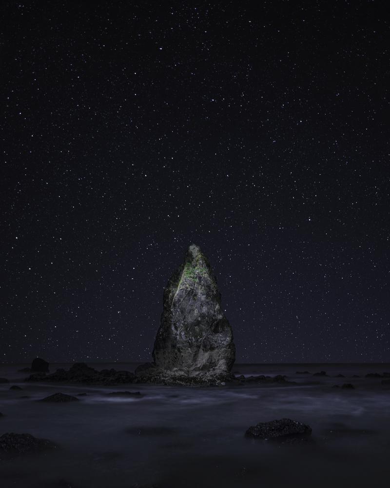 The Rock by GARY CUMMINS