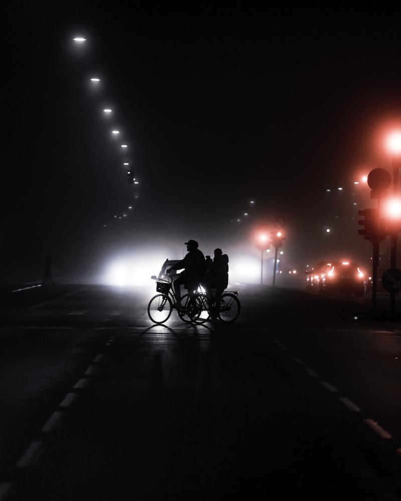 Copenhagen Nights by GARY CUMMINS