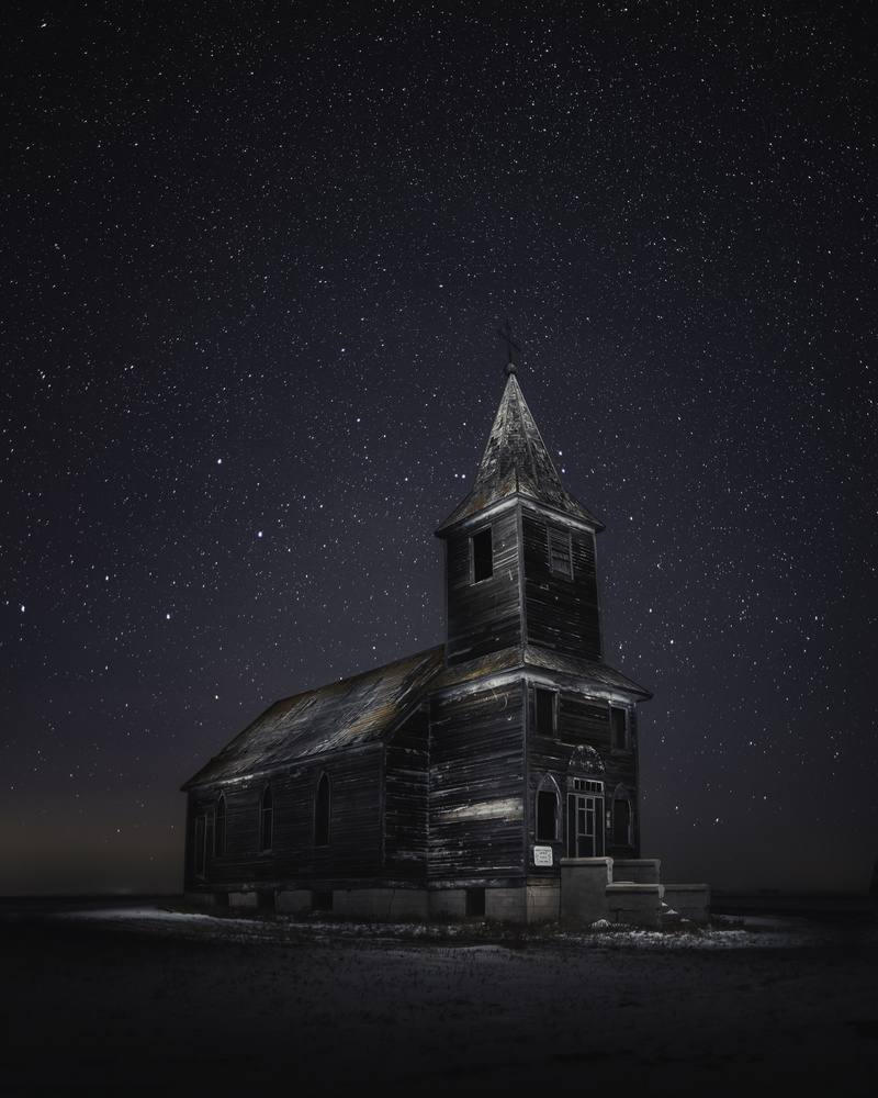 The Church by GARY CUMMINS