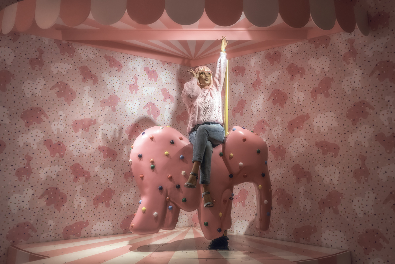 Candy Land by GARY CUMMINS
