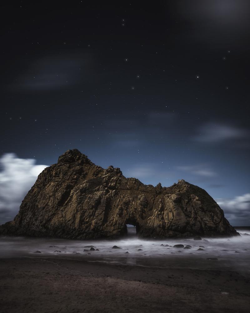 Moon Door by GARY CUMMINS