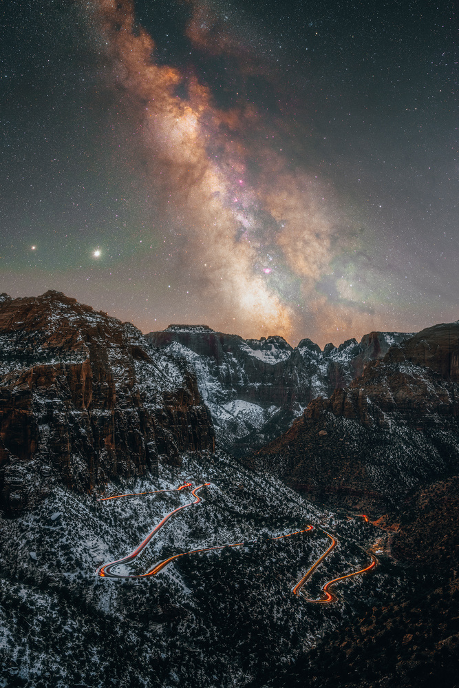 Zion Nights by GARY CUMMINS