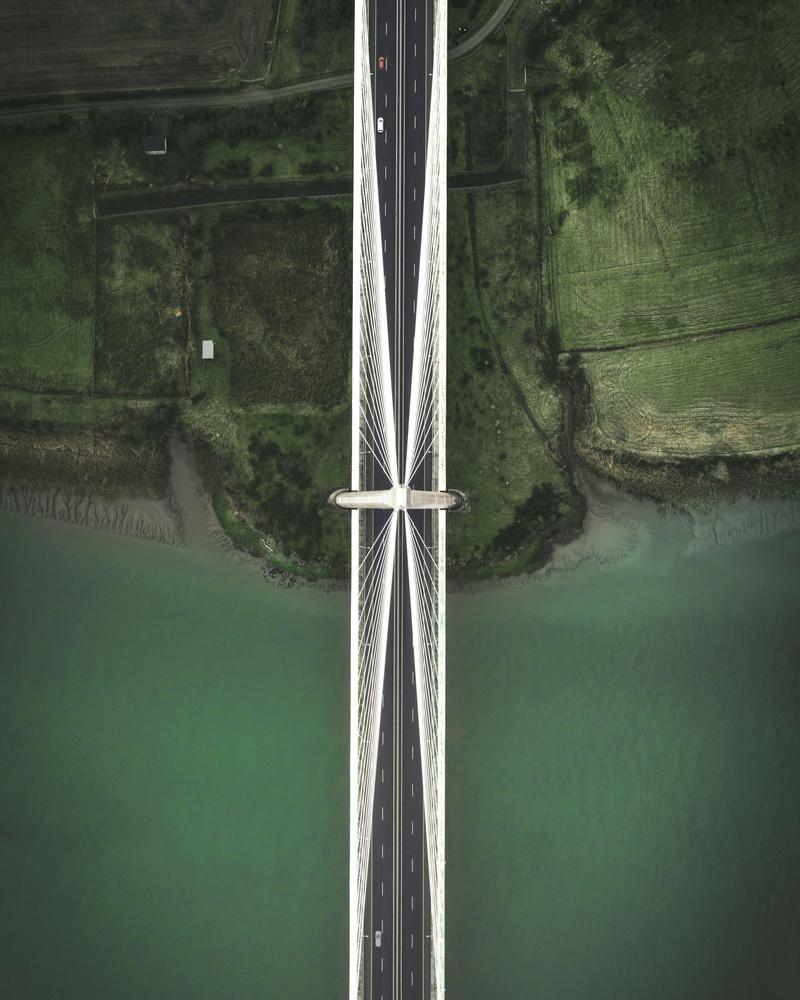 Bridge the gap! by GARY CUMMINS