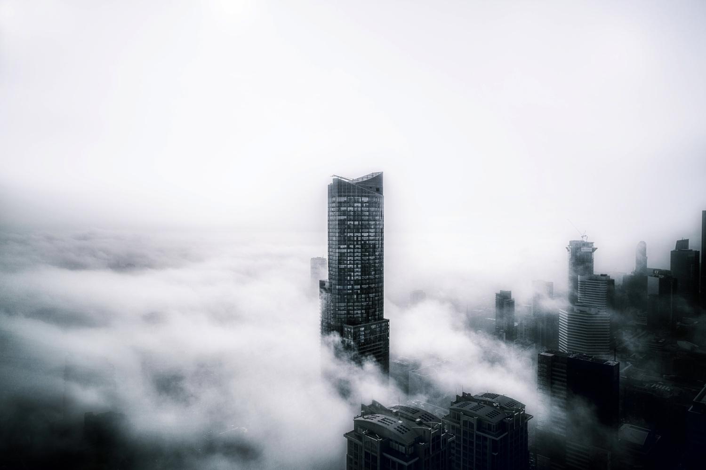 Fog by GARY CUMMINS