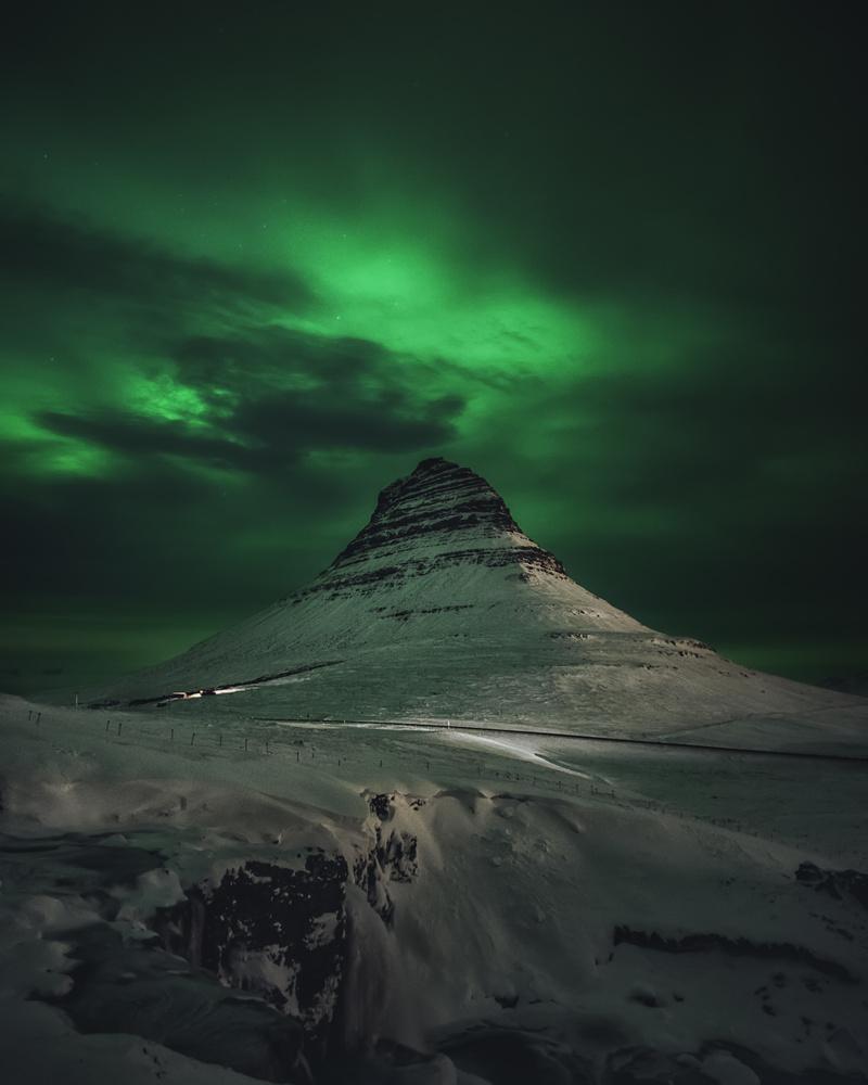 Icelandic Nights by GARY CUMMINS