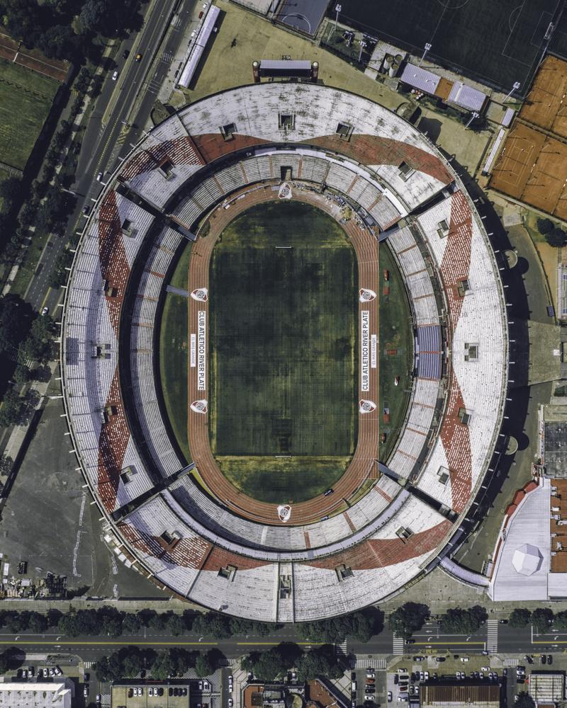 Stadium by GARY CUMMINS