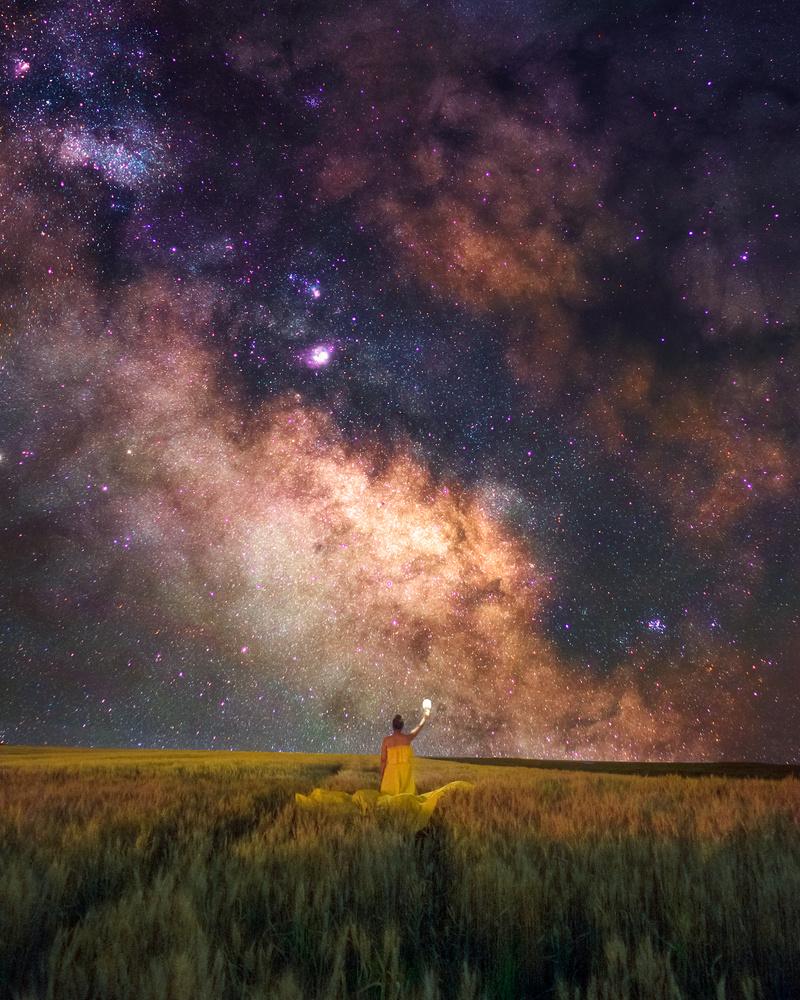 Dreaming by GARY CUMMINS