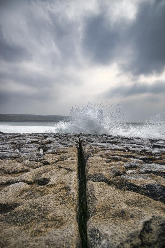 Smashing Waters by Buzz Covington
