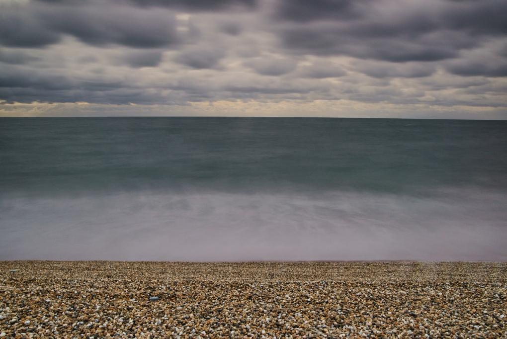 Chesil Beach by Buzz Covington