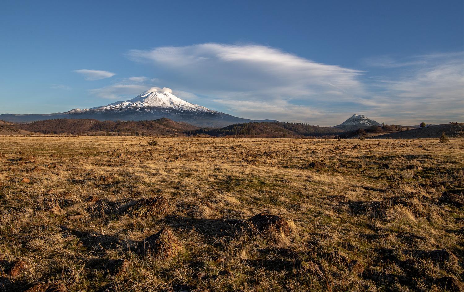 Mt Shasta by Stefan Olsson