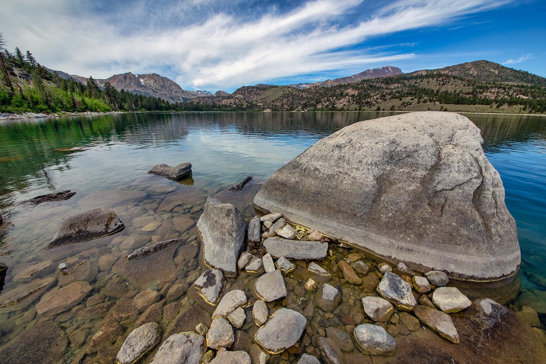 June Lake, CA by Stefan Olsson