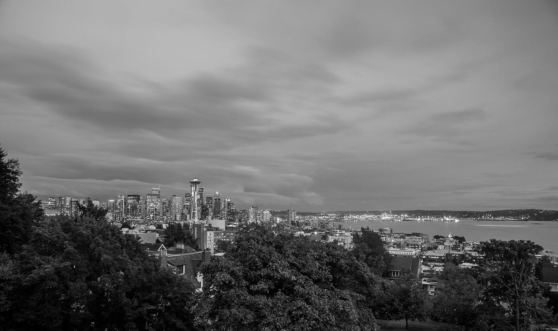 Seattle by Stefan Olsson
