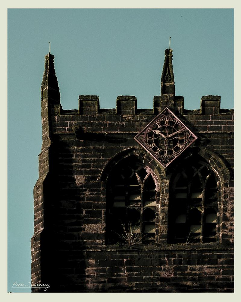 Church Steeple by Peter Sweeney