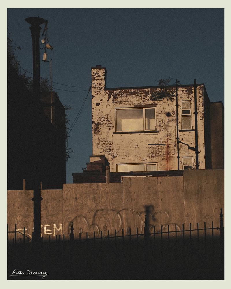 Derelict Escape by Peter Sweeney