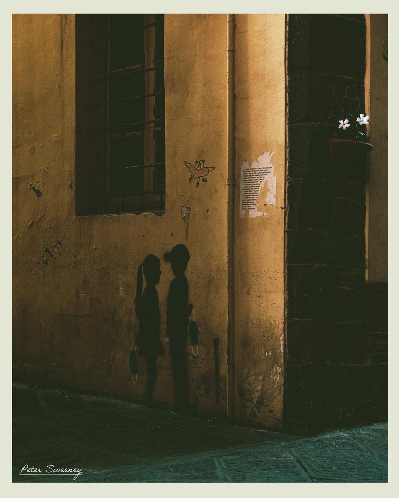 Street Art by Peter Sweeney