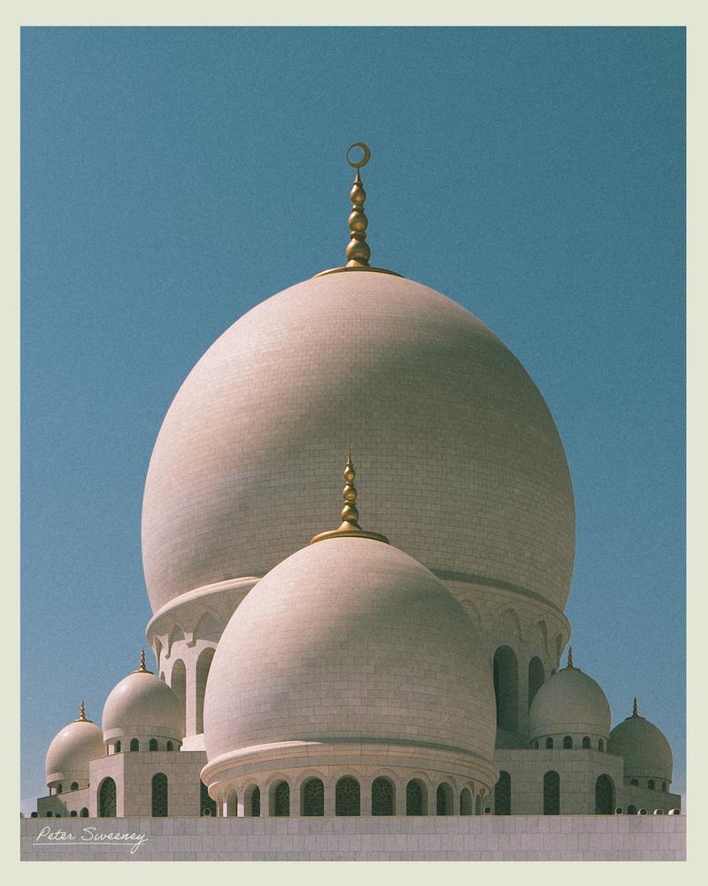 Mosque by Peter Sweeney