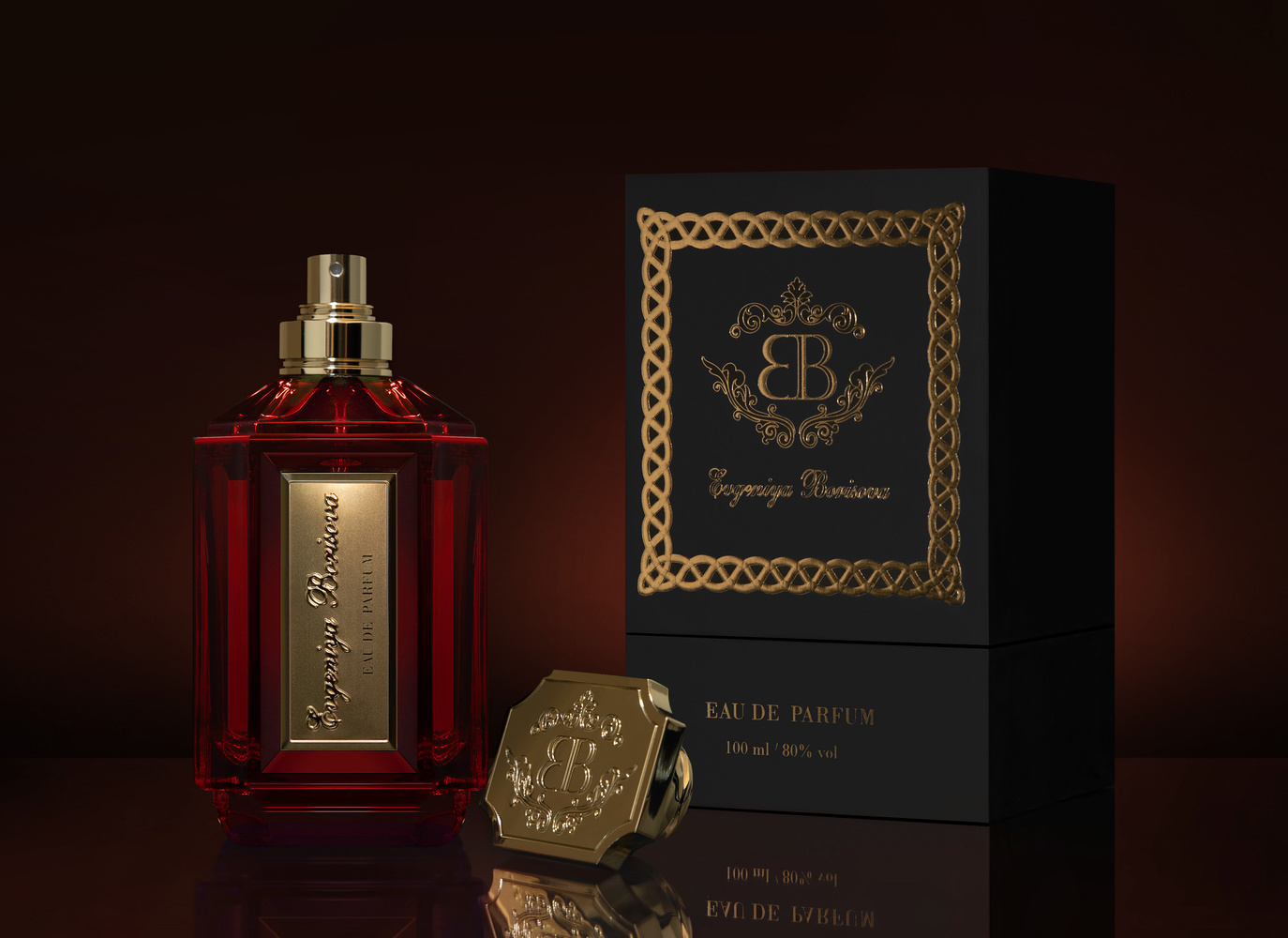 Commercial perfume product shoot by Dilyana Hezhaz