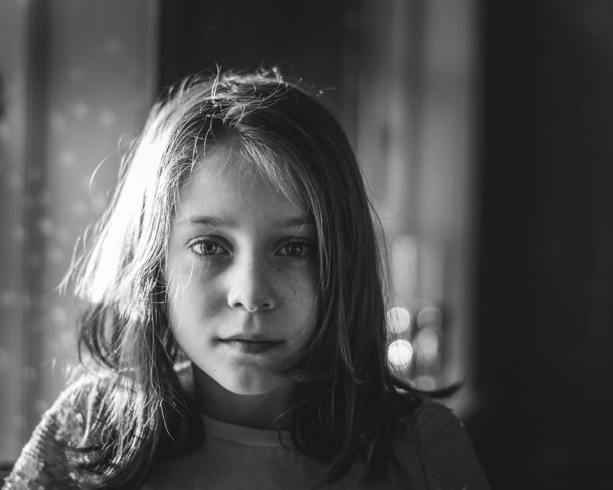 Daughter by Rene Larsen