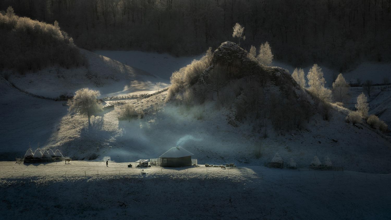 Transilvania by Piotr Skrzypiec
