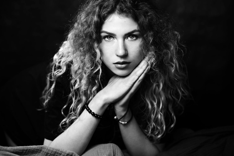 Do you like curly hair? by Denis Reinikov