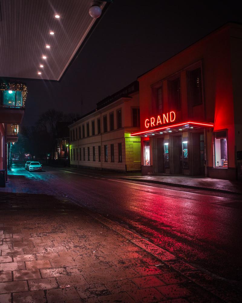 Street tones by Magnus Ådegren