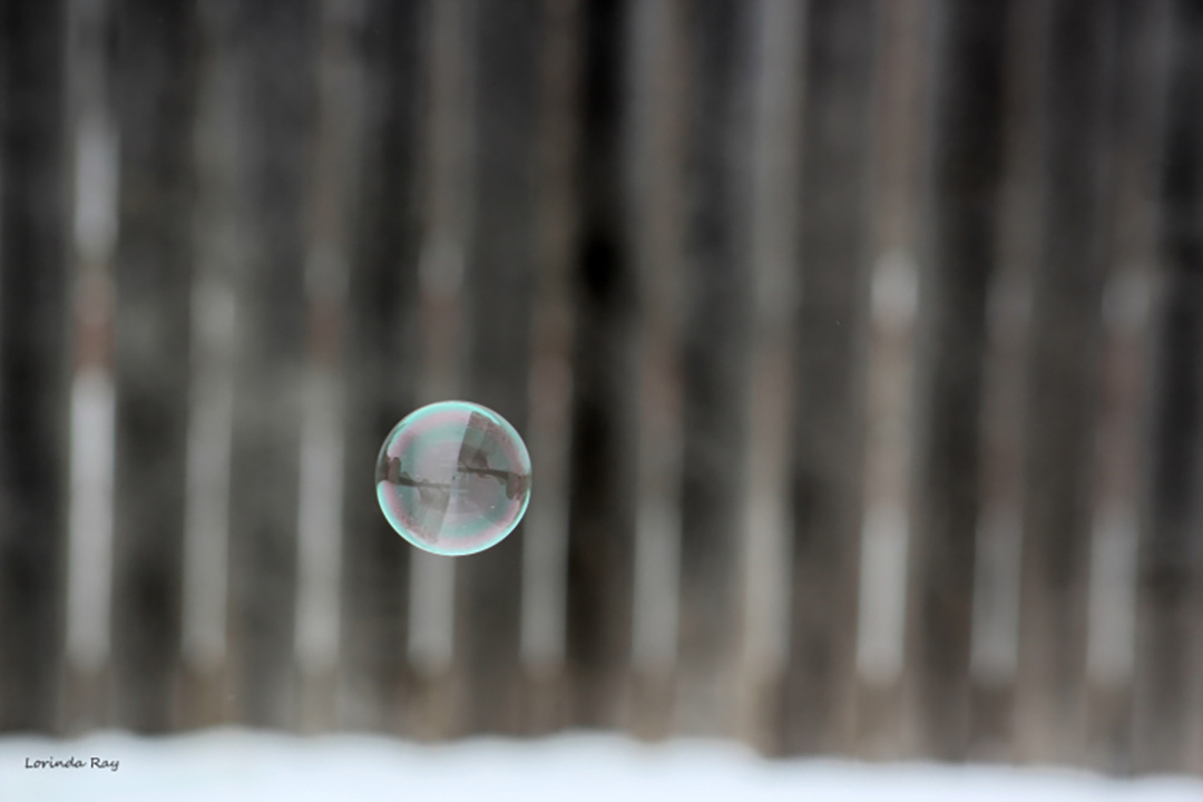 A Bubble in Time by Lorinda Ray