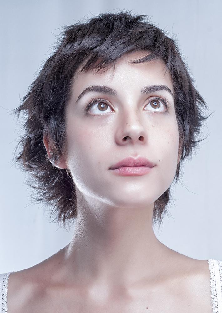 Susana, actress by Ricardo Chávez