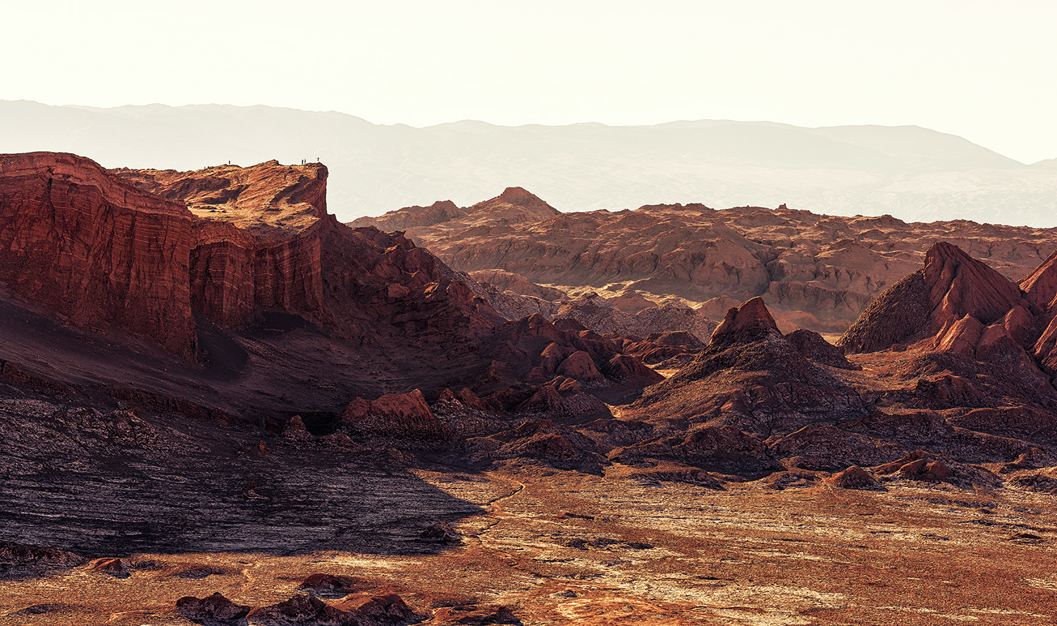 Moon Valley, San Pedro de Atacama by Ricardo Chávez