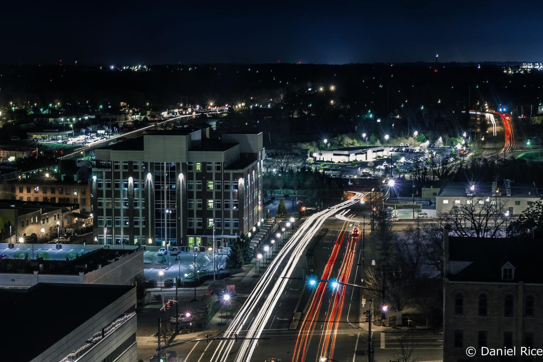 Spartanburg, SC by Daniel Rice