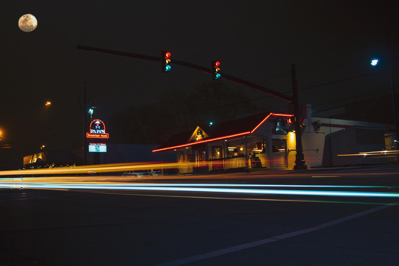 3 A.M. Breakfast by Daniel Rice