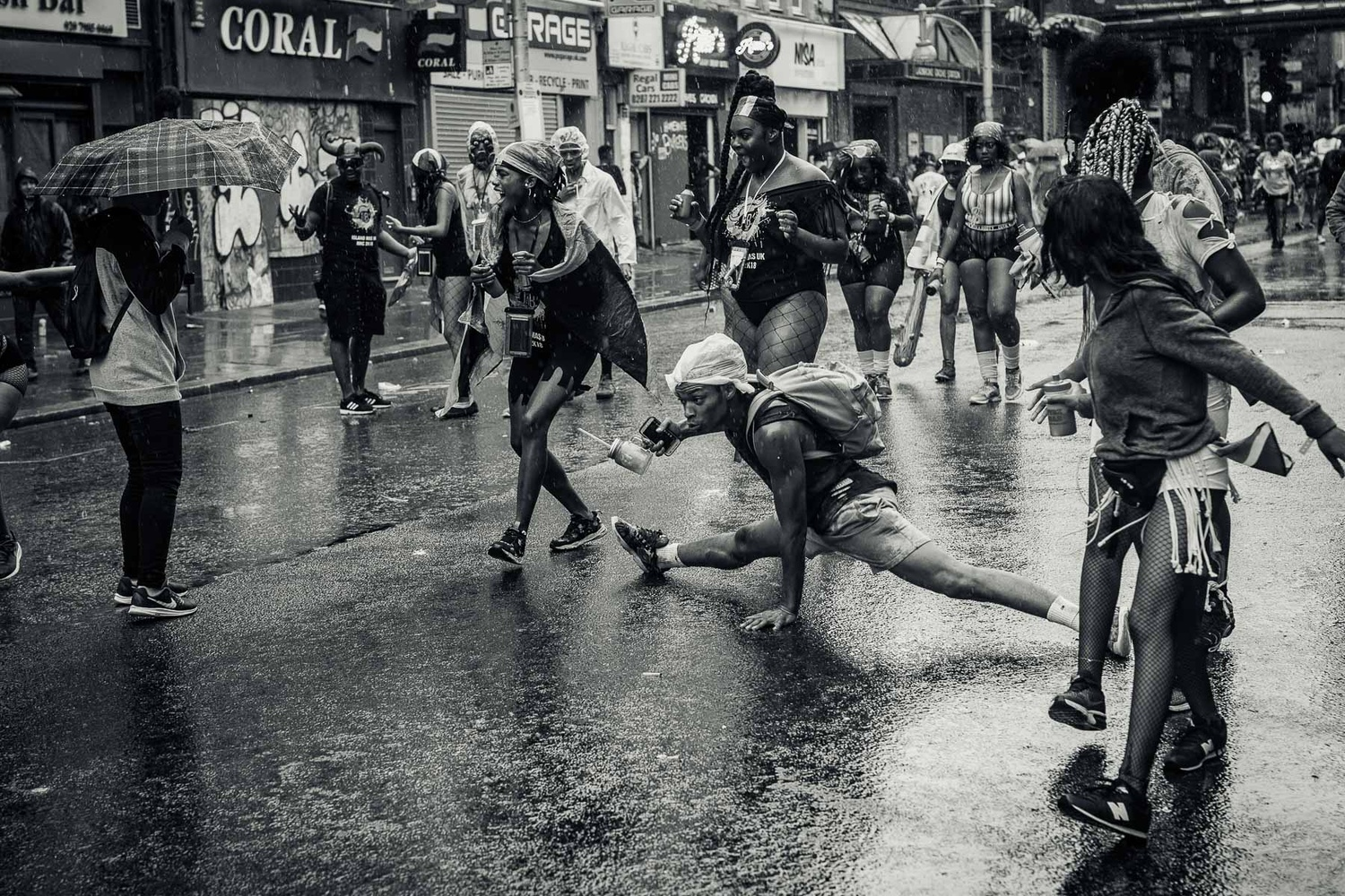 Notting Hill Carnival by Kevin Lake