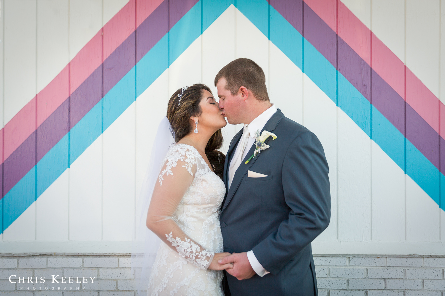 Kiss by Chris Keeley