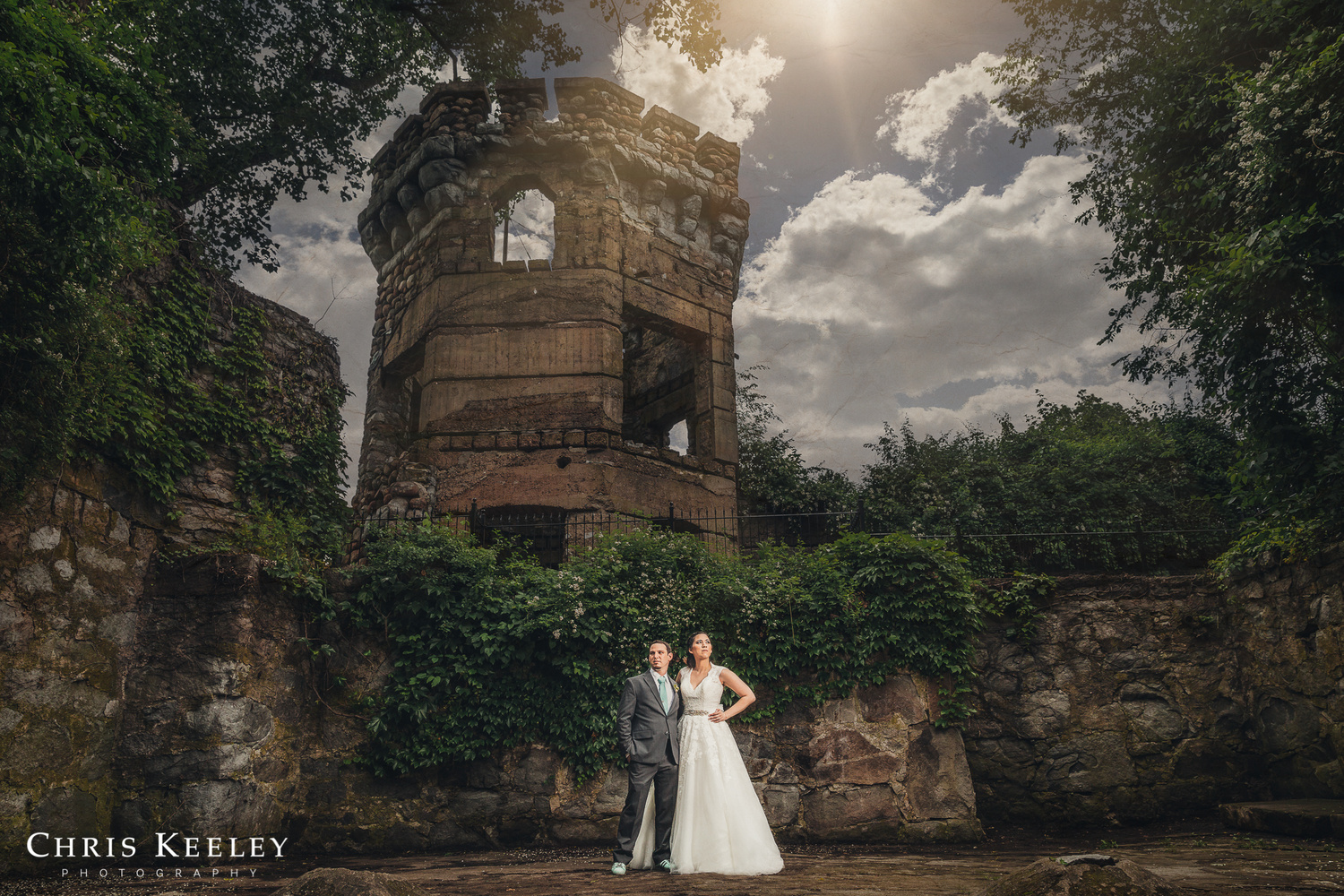 Castles by Chris Keeley