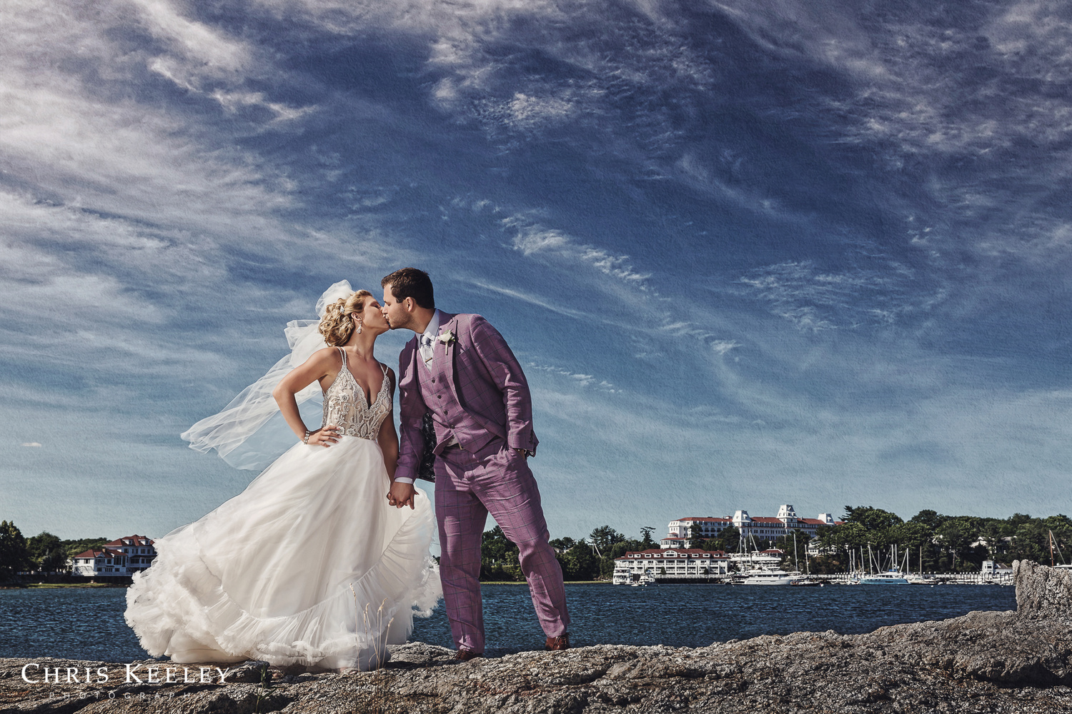 Love at the Wentworth by Chris Keeley