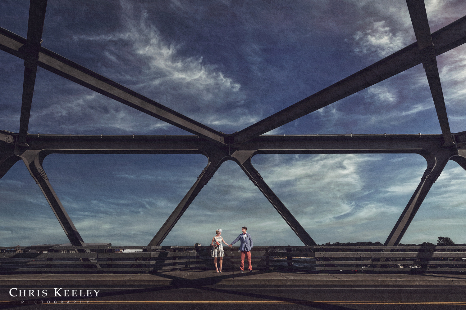 Hold my Hand by Chris Keeley