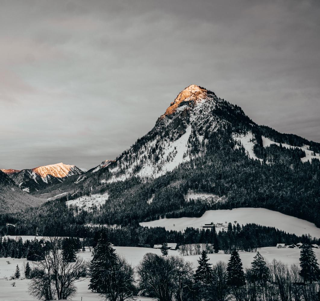 Tauplitz Alps by Steven de Vet