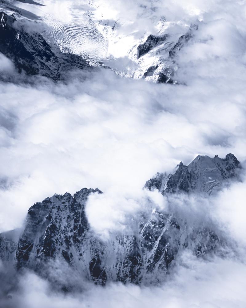European Alps by Steven de Vet