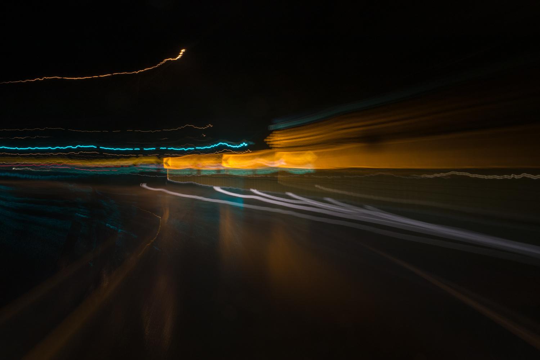 Nightshift Commute by Greg Rosenke