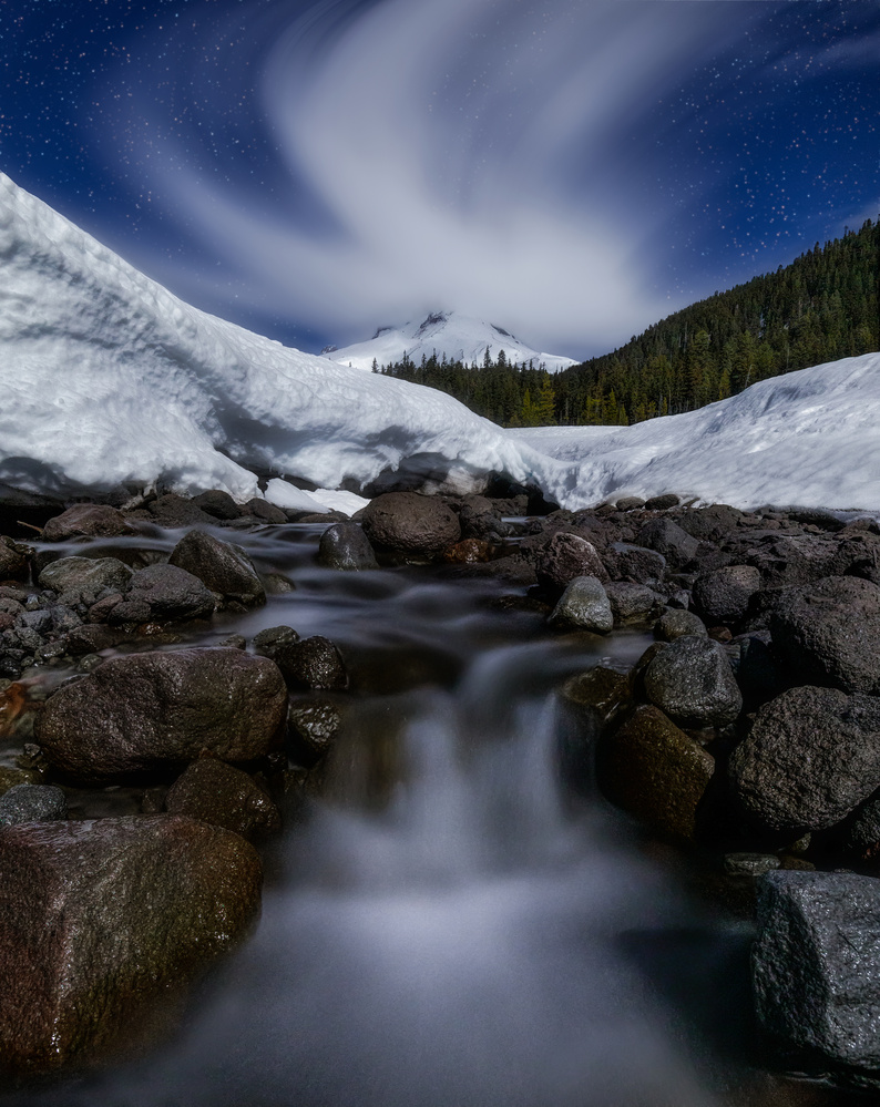 Moonlighting by John Byrn