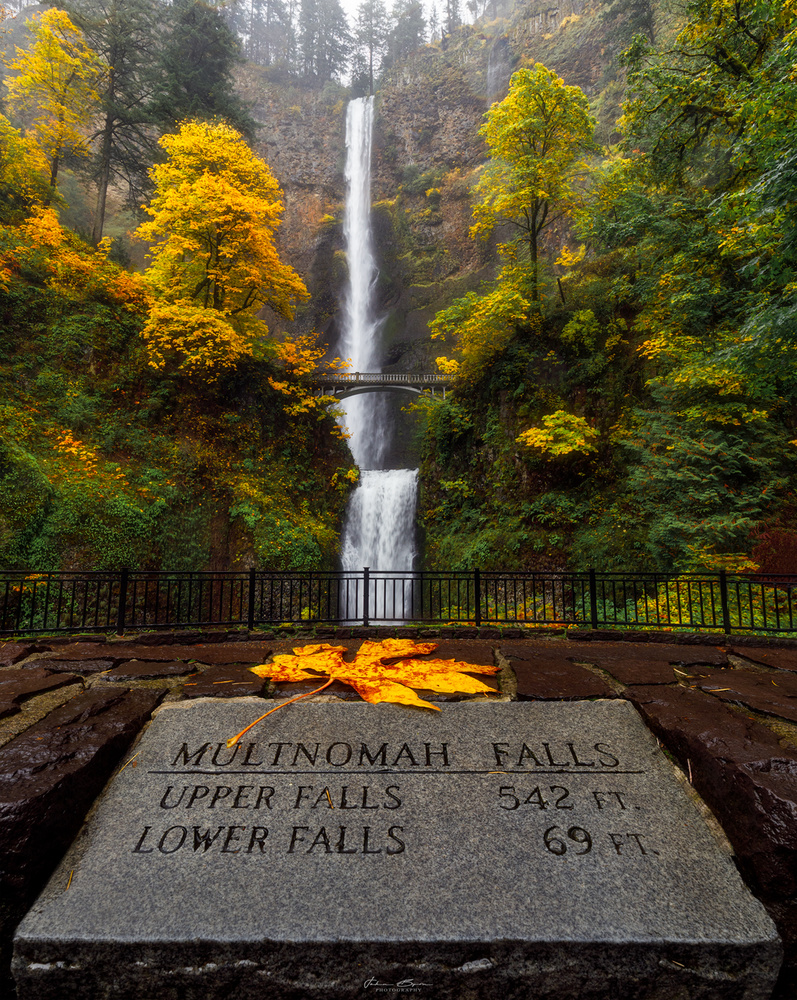 Queen of the Columbia River Gorge by John Byrn