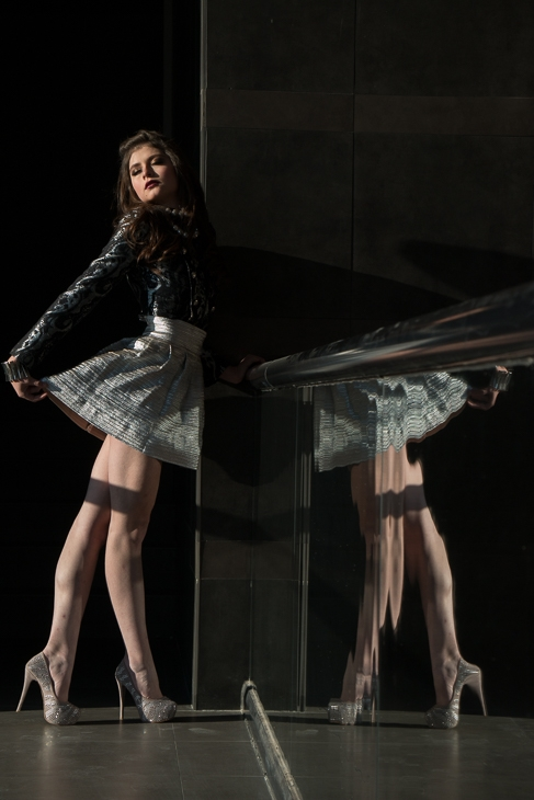 Dancer by Abel Rodriguez