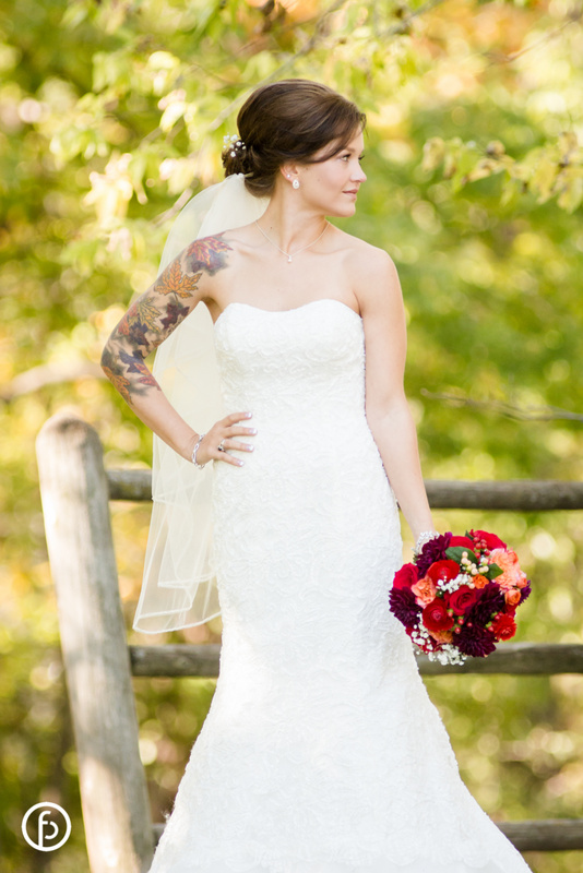 Bridal Portrait by Jared Cook