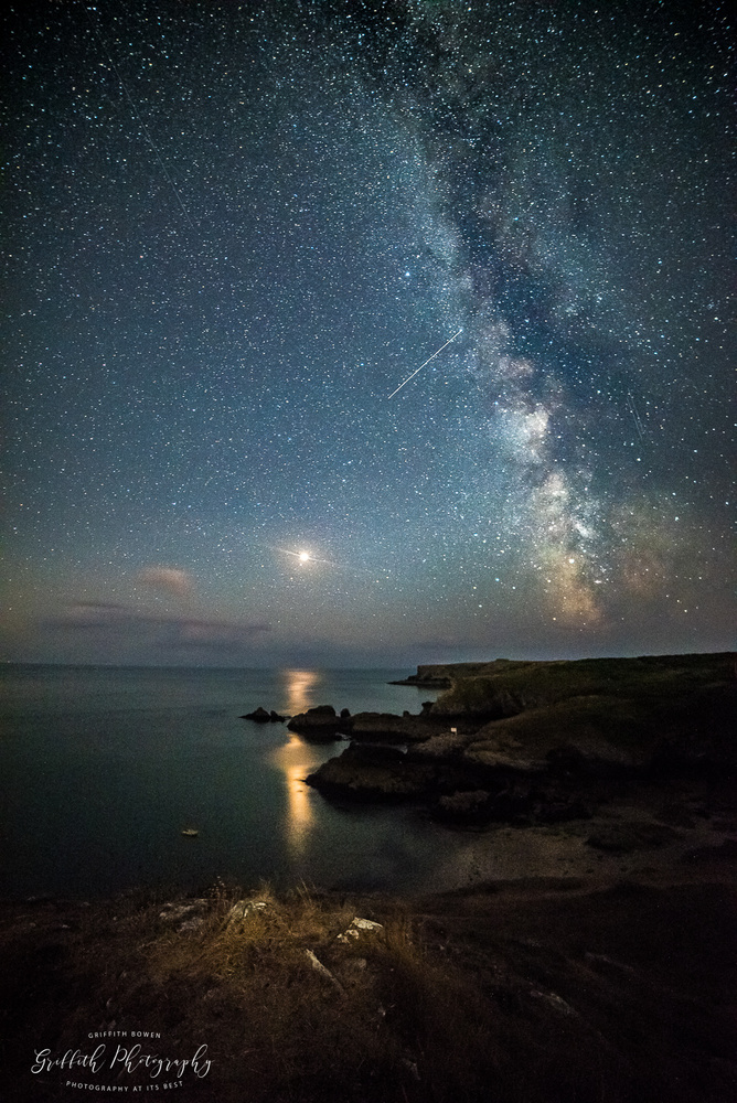 Milkyway & Mars by Griffith Bowen